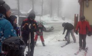 Warsztaty narciarskie z Fundacją Grupy Kęty