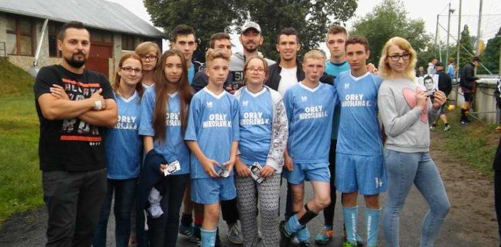 IV Turniej Domów Dziecka w Strzelcach Opolskich