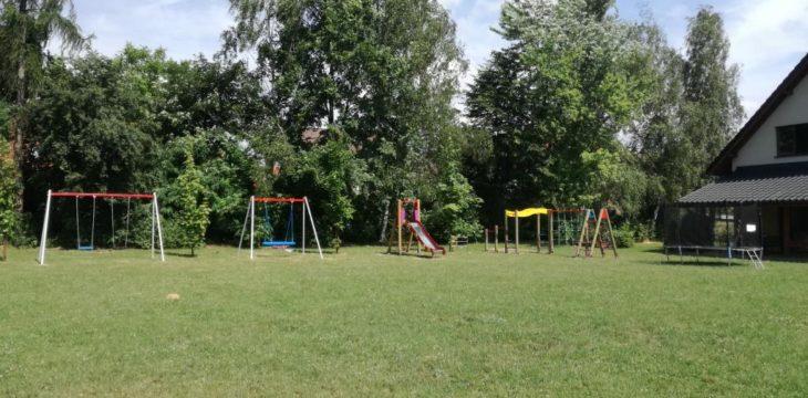 Marzenia się spełniają – dzięki Jastrzębskiej Spółce Węglowej mamy plac zabaw.