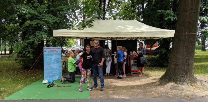 Super zabawa w Parku Linowym w Goczałkowicach Zdroju.